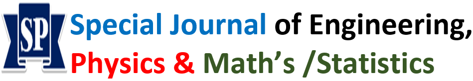 Special Journal of Engineering. Physics and  Mathematics/Statistics - EPM  - PER